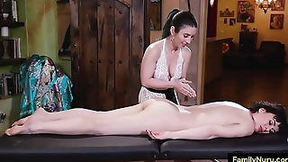 Sister massage each other pussy