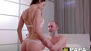 Caring flimflam artist does sixtynine plus fucks boyfriends father