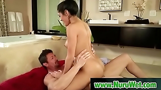 Tommy Gunn has sex with his masseuse Chloe Amour