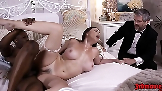 Busty Dana DeArmond Getting Her Tight Pussy Hammered